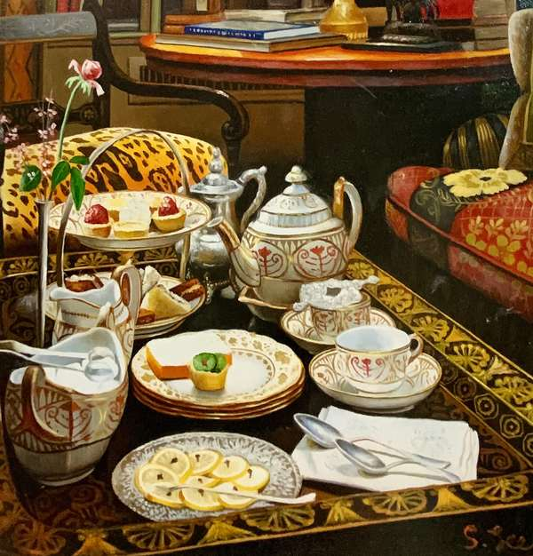 19th C. Furniture, Arts & Crafts, Decorative Arts, Glass & China, Oriental Rugs, Leather Furnishings And Much More!