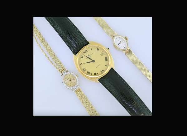 Timed Auction, Featuring Estate Jewelry