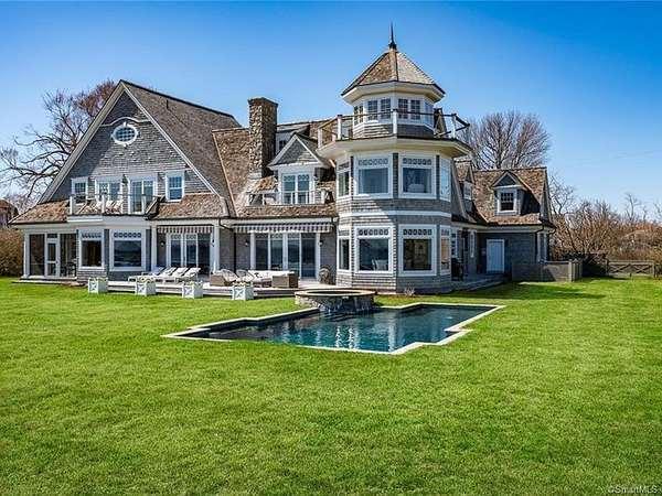 Contents of a Magnificent CT Coast Home
