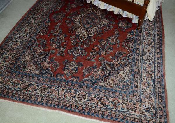 Room size Oriental rug (25-17)
