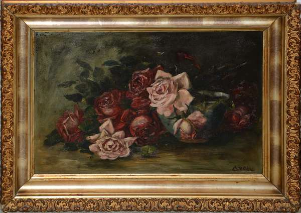 Still life painting, Crani (25-35)