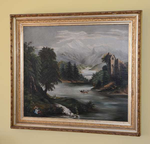 European landscape, framed (61)