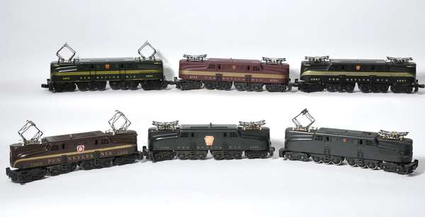 Important Toy Train and Accessory Auction