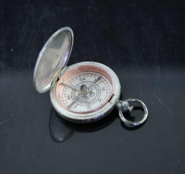 Boy Scout compass (7-252)