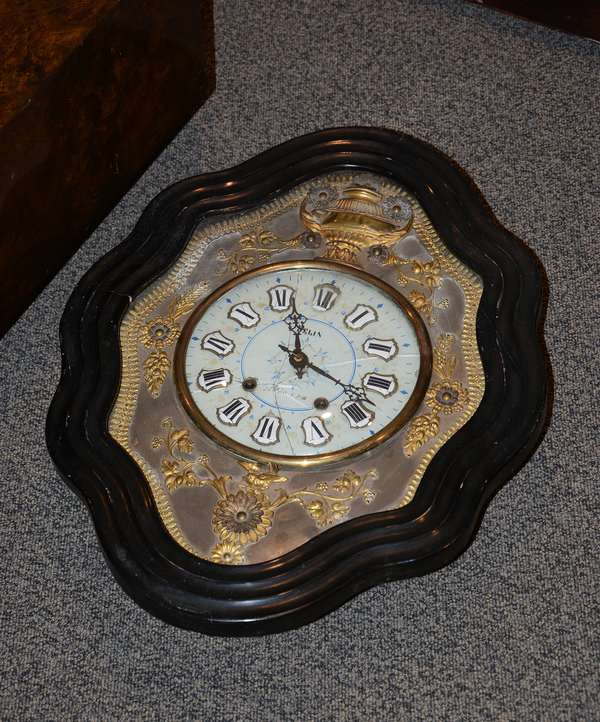 French wall clock (44)