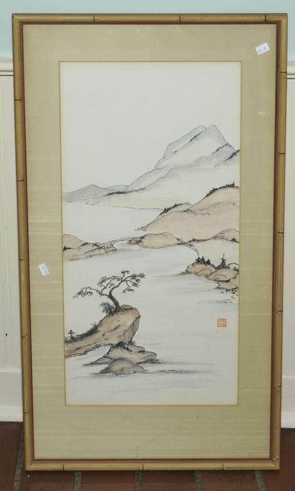 Japanese print (475-30)