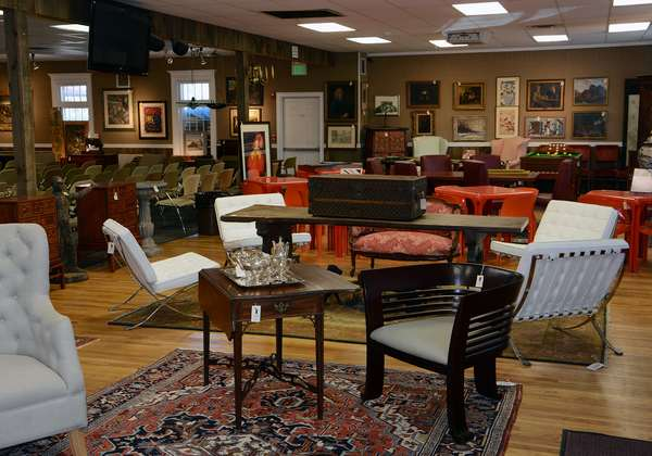 Fabulous 50th Annual Labor Day Auction