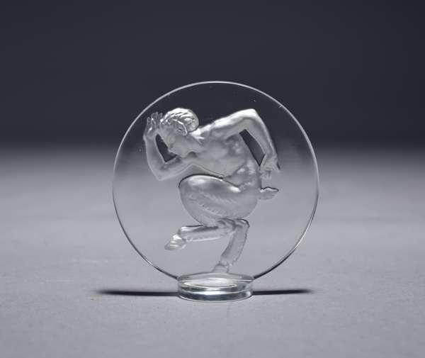 Rare R. Lalique seal