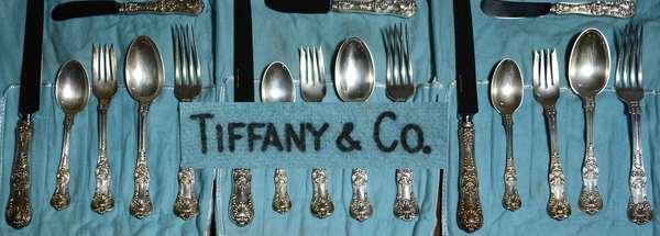 Fine set of Tiffany & Co.