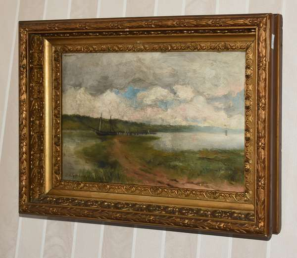 Small landscape painting (900-27)