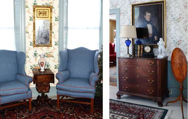 Important Winter Americana Auction, Featuring 18th and 19th C. Furniture and accessories, art, silver, oriental rugs and antique firearms