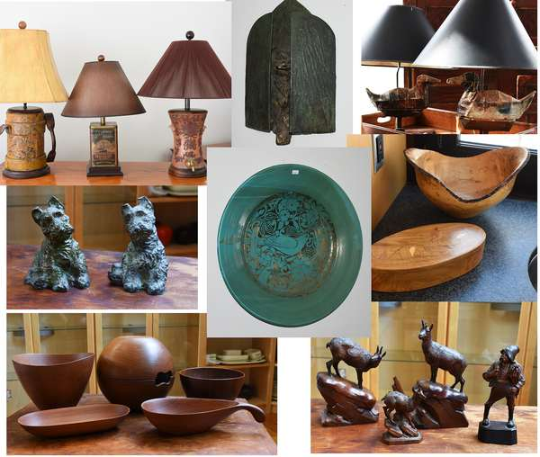 Exciting Estate Auction-Appealing Antiques, Magnificent Modern, Ardent Art, Juicy Jewels and Much More