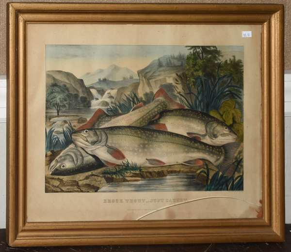 Currier & Ives print,