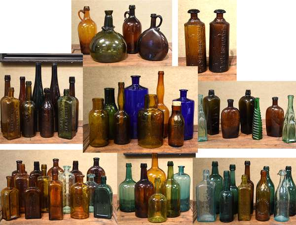 Date Change - Estate Auction Country Antiques, Military, Books and Ephemera, Bottles and More!