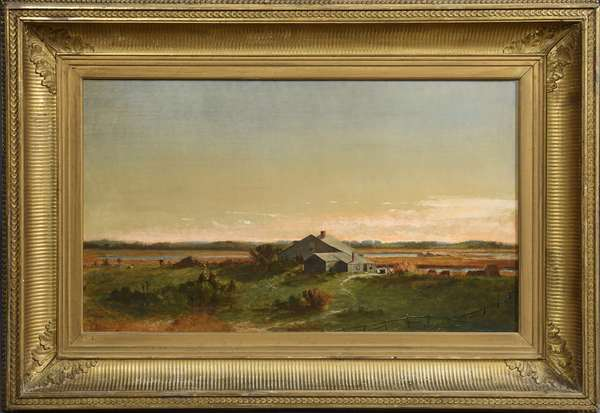 Oil on canvas by Winkworth Allan Gay