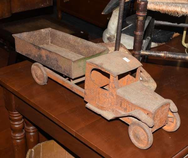 Steelcraft dump truck (69-1)