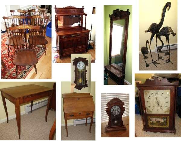 Late April Estate Auction