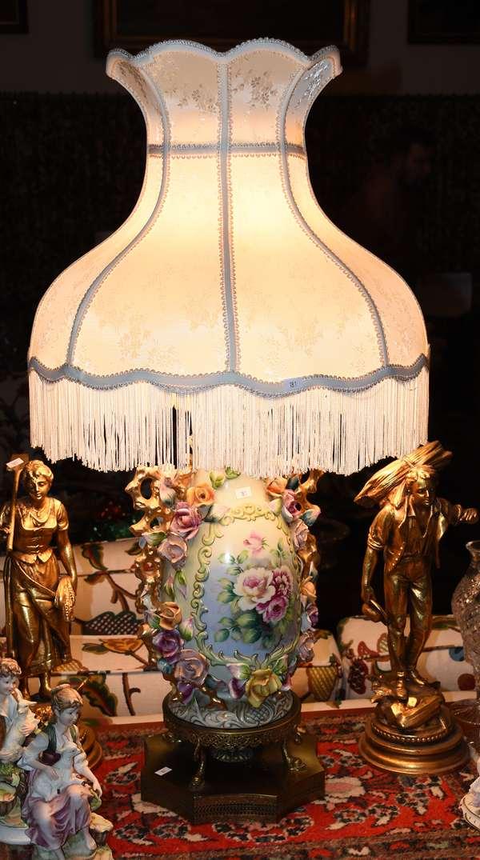 PARIS PORCELAIN LAMP CONVERSION (900-181)