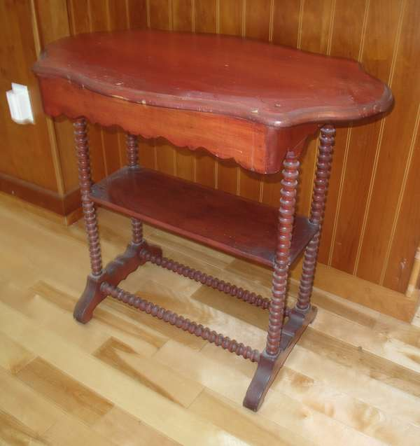 Turtle top table (17-8)