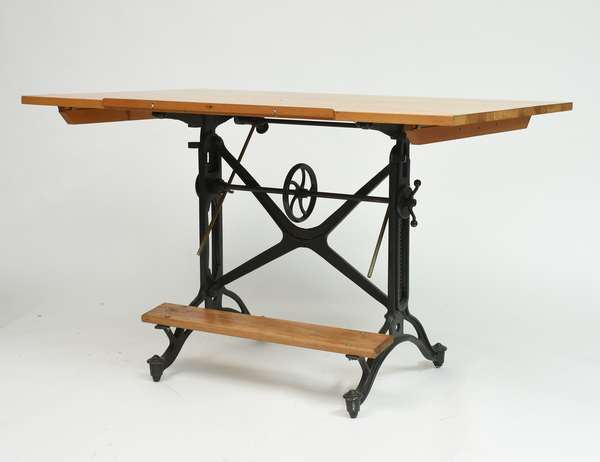 Drafting table by Keuffel and Esser