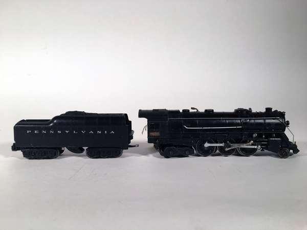 Lionel 226 E 2-6-4 steam loco, 2426 W tender