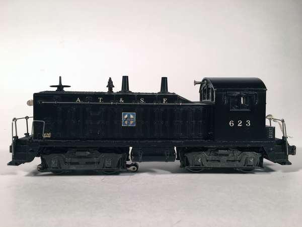Lionel 623 ATSF NW2 Switcher Diesel