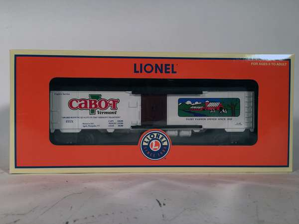 Lionel NETCA 52484A Cabot's Reefer, OB