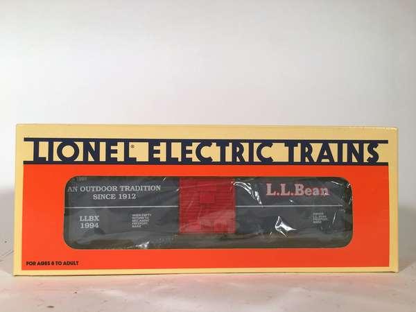 Lionel NETCA 52043 L.L. Bean Boxcar, OB