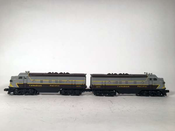 Lionel 2373 Canadian Pacific F-3 AA Diesels