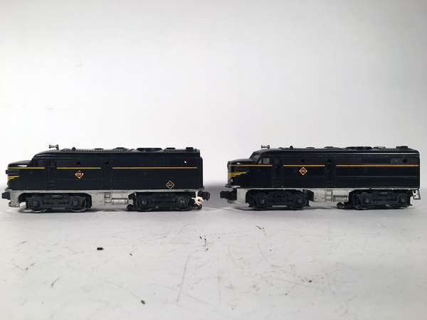 Lionel 2032 Erie Alco AA Diesels