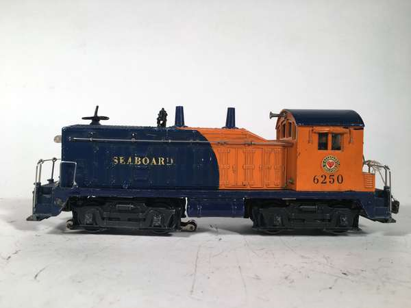 Lionel 6250 Seaboard NW-2 Switcher