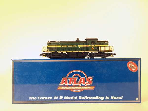 Atlas RS-1 locomotive #6967 Green Mountain #405, OB