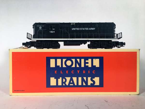 Lionel 18840 US Army GP-7 Diesel, OB