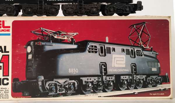 Important Auction of Toy Trains & Accessories