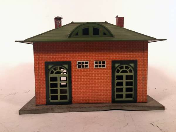 Lionel 125 Lionelville Station, Brick
