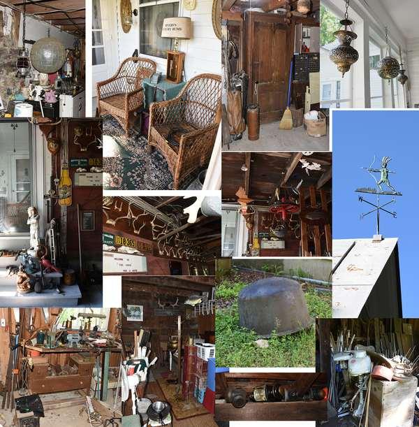 On Site Estate Auction, Hartland VT