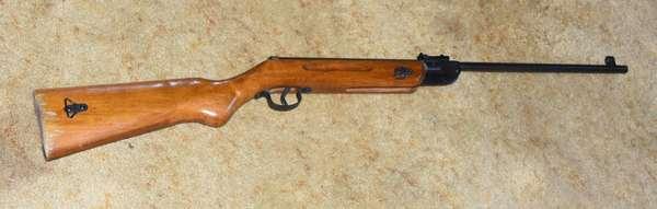 Ref 27: BB gun Rifle
