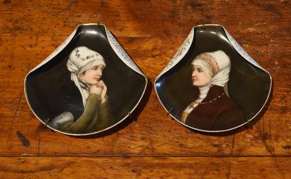 Early German portrait plates (44-8)