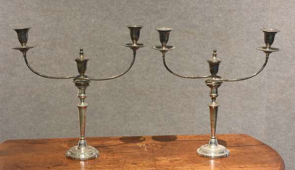 Pr of weighted candelabras (44-33)