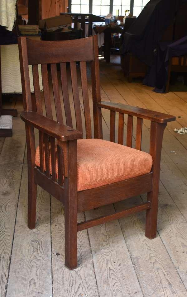 Harden armchair (48-342)