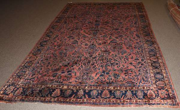 Oriental rug, 7'10