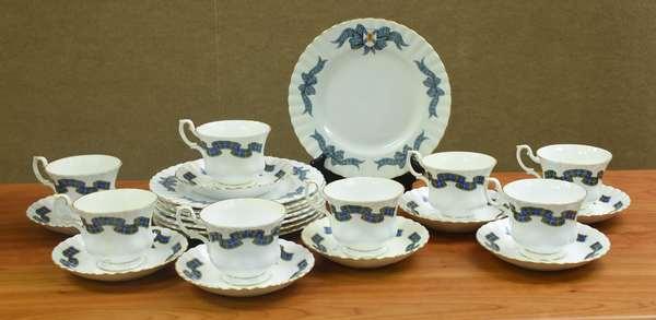Royal Albert china,
