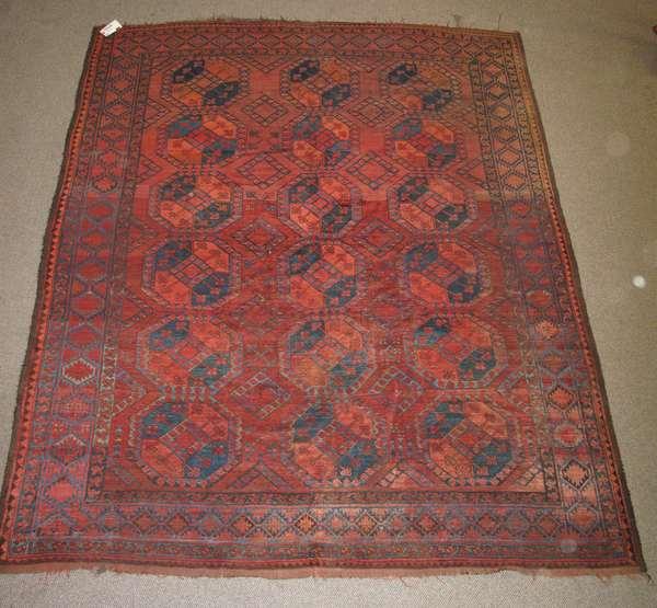 Oriental rug, 8'2