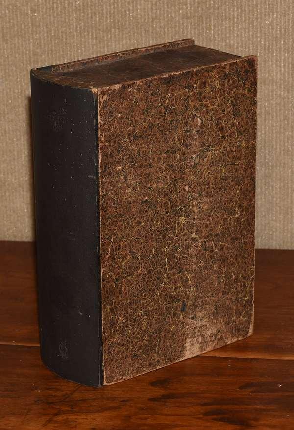 Wooden book box (191-138)