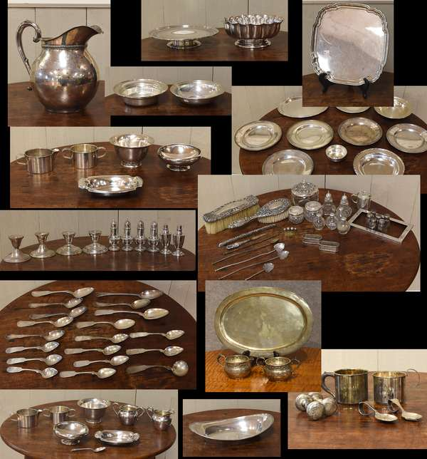 Exciting Wednesday Evening Estate Auction