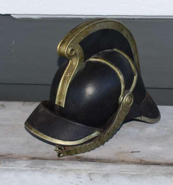 French 19th C. Helmet
