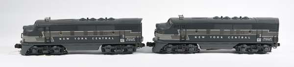 Lionel 2344 NYC F-3 AA Diesels