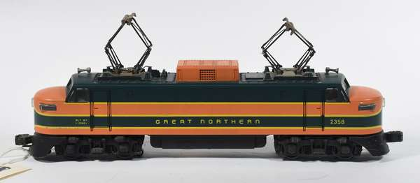 Lionel 2358 Great Northern EP-5 Electric Locmotive