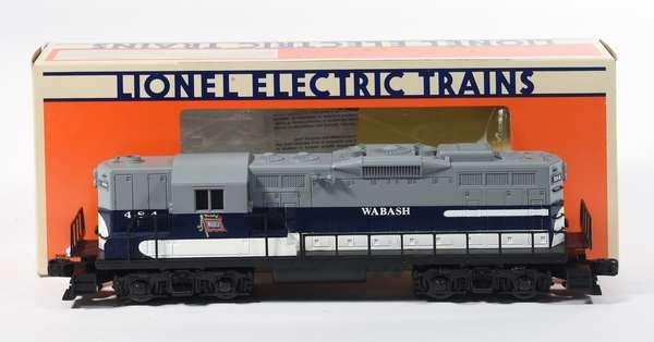 Lionel 8587 Wabash GP-9 Diesel, OB