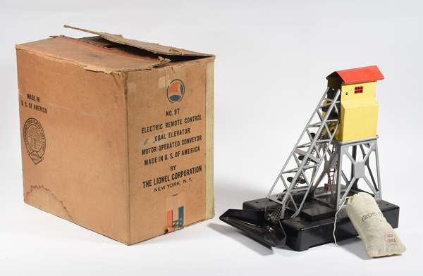 Lionel 97 Coal Elevator, OB